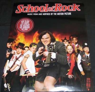 JACK BLACK - School Of Rock - ポスター
