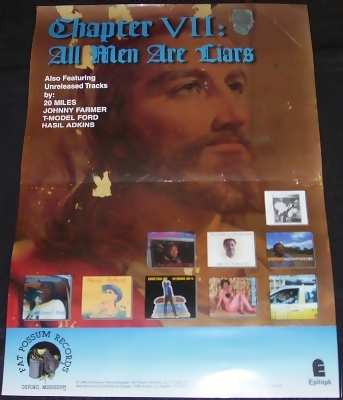 VARIOUS ARTISTS - Chapter VII: All Men Are Liars - Poster / Affiche