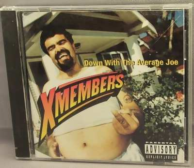 xmembers down with the average joe