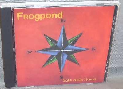 frogpond safe ride home