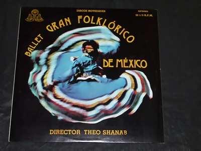 shanab,  theo ballet gran folklorico de mexico