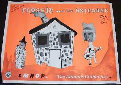 Flossie & The Unicorns Animals Clubhouse