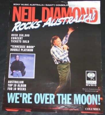Diamond,  Neil Rocks Australia