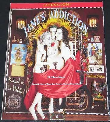 Janes Addiction Ritual de lo Habitual