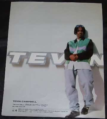 CAMPBELL,  TEVIN - Back To The World - Autres