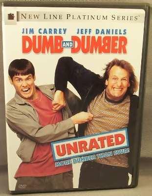 dvd dumb and dumber