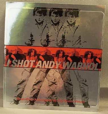 SOUNDTRACK - I Shot Andy Warhol - Sticker