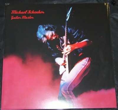 SCHENKER,  MICHAEL - Guitar Master - 33T