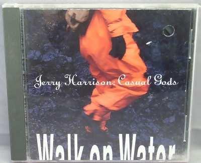 harrison,  jerry walk on water