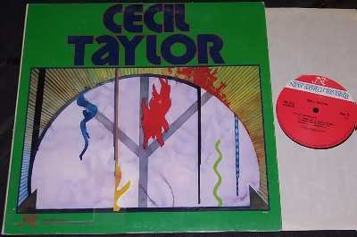 taylor,  cecil self titled