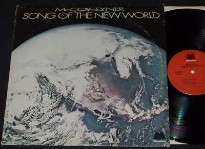 tyner,  mccoy song of the new world