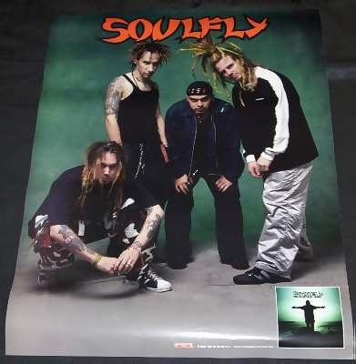 soulfly self titled soulfly