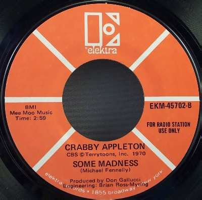 crabby appleton lucy / some madness