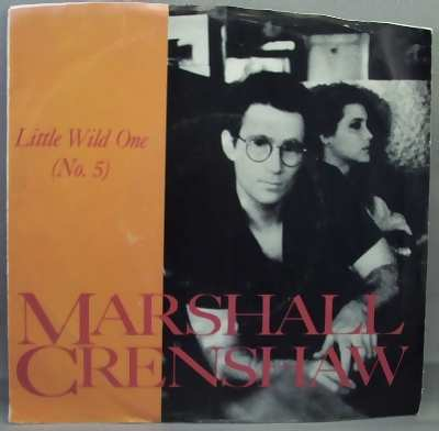 crenshaw,  marshall little wild one (no5) w/ps