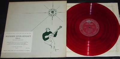 DYER-BENNET,  RICHARD - Ballads - LP