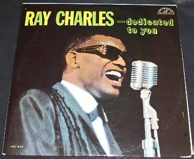charles,  ray dedicated to you