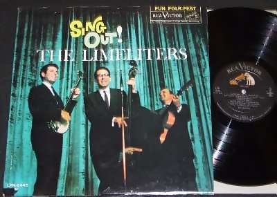 LIMELITERS - Sing Out - 33T