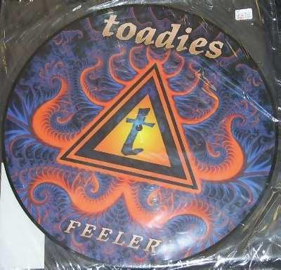 TOADIES - Feeler - 33T
