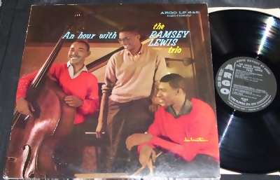 LEWIS,  RAMSEY - An Hour With The Ramsey Lewis Trio - LP
