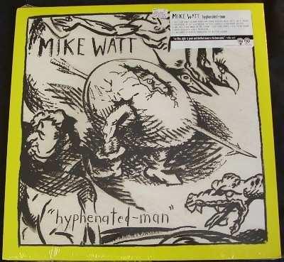 Watt,  Mike Hyphenated Man
