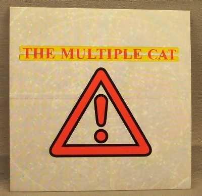MULTIPLE CAT - Multiple Cat - Sticker