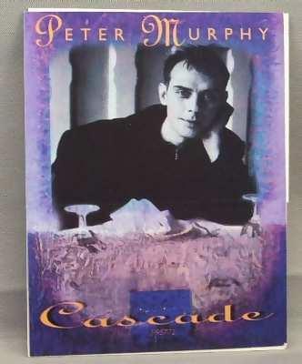 MURPHY,  PETER - Cascade - Sticker