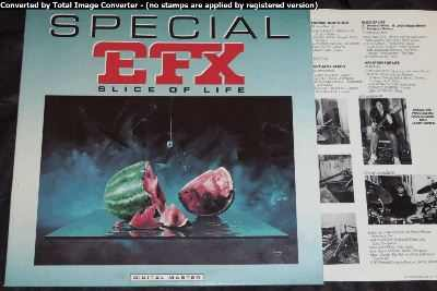 SPECIAL EFX - Slice Of Life - 33T