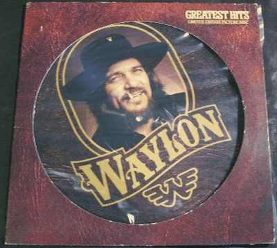 JENNINGS,  WAYLON - Greatest Hits (Picture Disc) - 33T