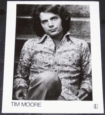 MOORE,  TIM - 8  X 10 Promo Photo - Autres