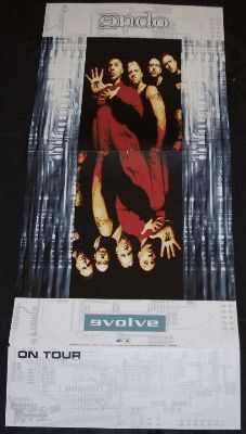 ENDO - Evolve - Poster / Affiche