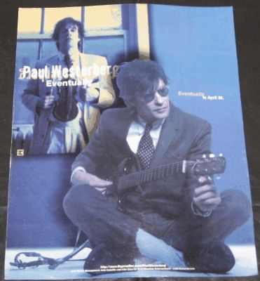 WESTERBERG,  PAUL - Eventually - Others