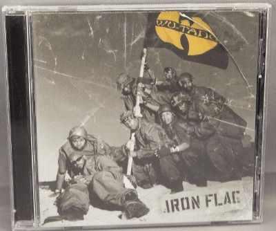 WU TANG CLAN - Iron Flag - CD