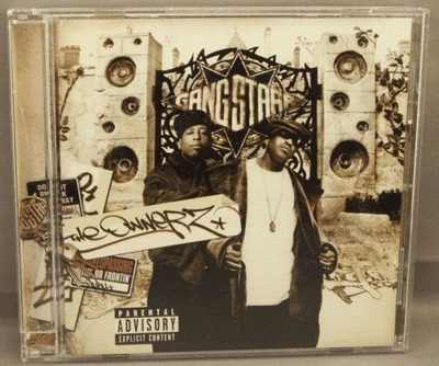 GANG STARR - The Ownerz - CD