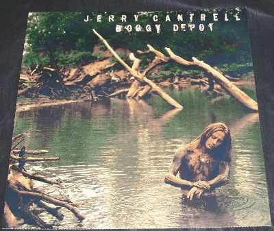 CANTRELL,  JERRY - Boggy Depot - ポスター