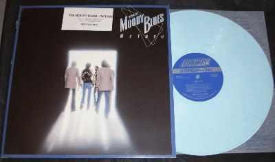 MOODY BLUES - Octave (blue vinyl) - 33T