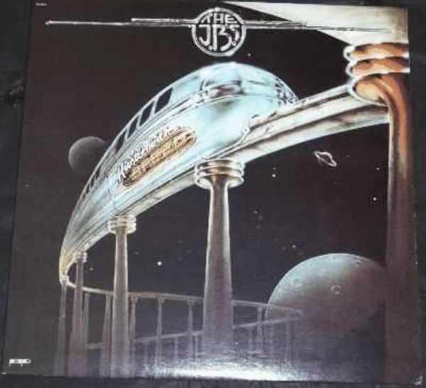 J.B.'S - Hustle With Speed - LP