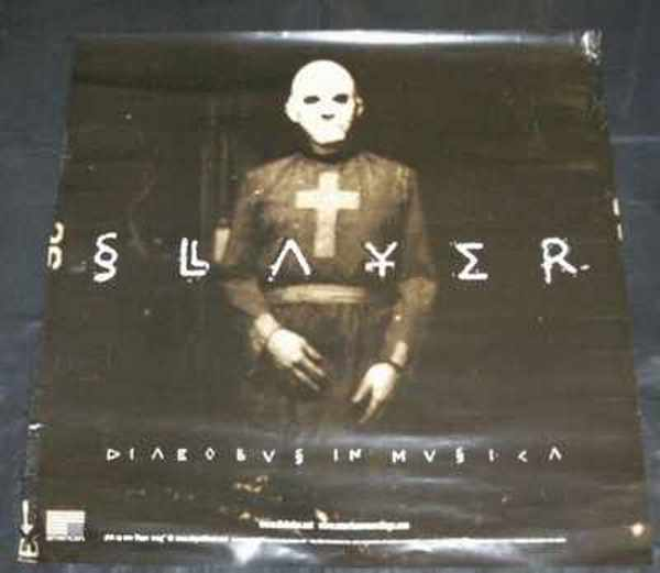 SLAYER - Diabolus In Musica - Poster / Affiche