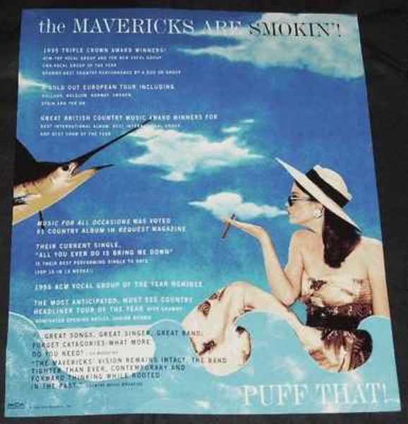 MAVERICKS - Mavericks Are Smokin Puff That - Autres