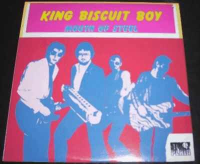 KING BISCUIT BOY - Mouth Of Steel - 33T