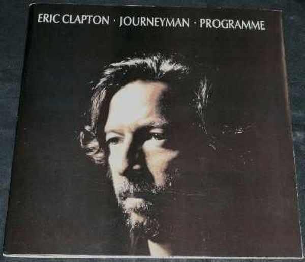 CLAPTON,  ERIC - Journeyman - Magazine