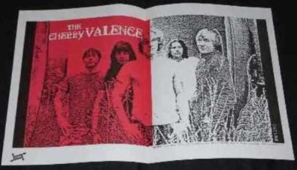 CHERRY VALENCE - Self Titled Cherry Valence - Poster / Affiche