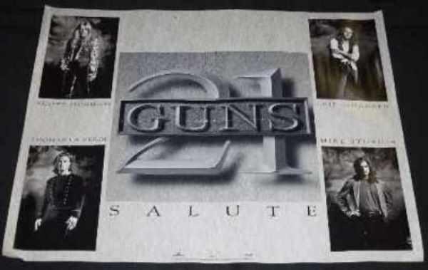 21 GUNS - Salute - Poster / Affiche
