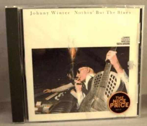 WINTER,  JOHNNY - Nothin But The Blues - CD