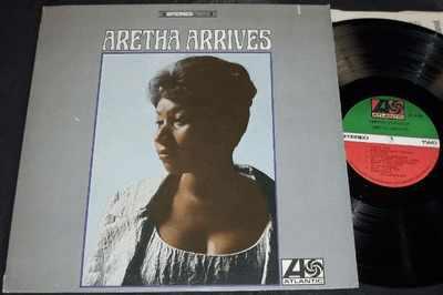 FRANKLIN,  ARETHA - Aretha Arrives - LP