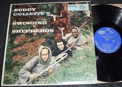 COLLETTE,  BUDDY - Buddy Collette's Swinging Shepherds - 33T