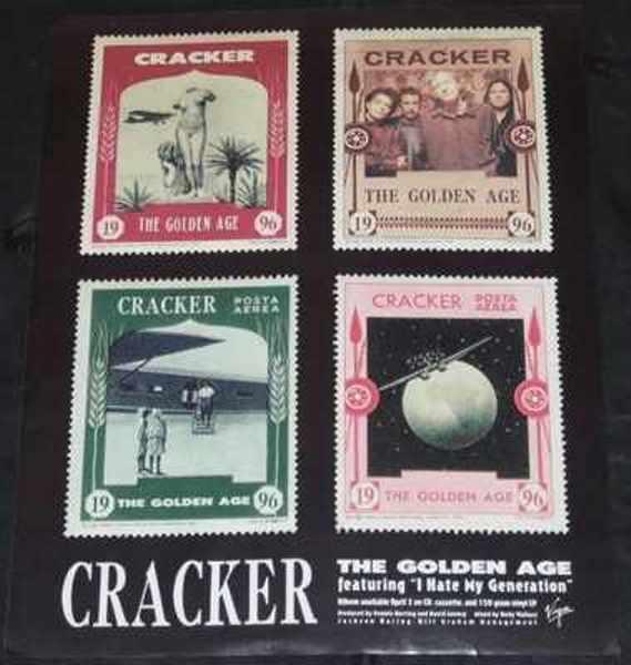 CRACKER - Golden Age - Autres