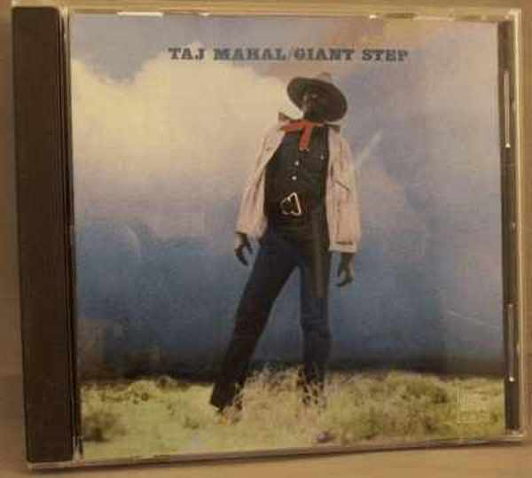 MAHAL,  TAJ - Giant Step / De Ole Folks At Home - CD