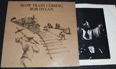 Dylan, Bob - Slow Train Coming Vinyl LP - Click Image to Close