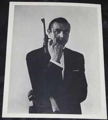 Connery, Sean 8 X 10 Photo James Bond 007 - Click Image to Close