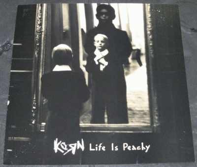 KORN - Life Is Peachy - Poster / Affiche